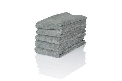 Microvezel doek - grijs