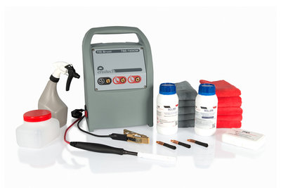 TIG Brush TBE-160 Lasnaadreiniger starter set